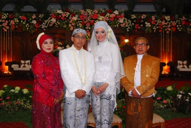 after akad, with my parents in law