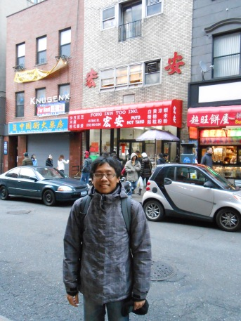 Chinatown di Manhattan