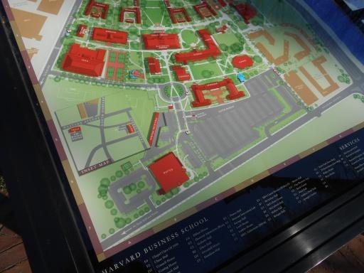 peta kampus HBS