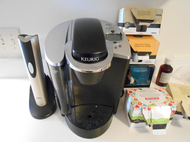 coffe maker beserta pod-nya