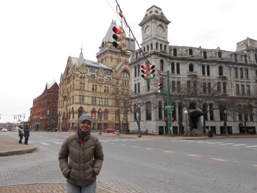 Financial District di seputar Lincoln Square
