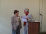 Lilian, sang donator terbesar sampai namanya diabadikan menjadi nama International Services di Syracuse University