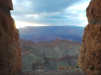 view dari Desert Overview