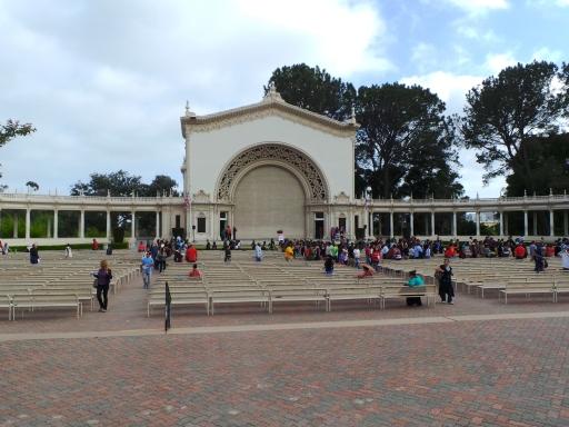 Spreckels Organ Pavilion