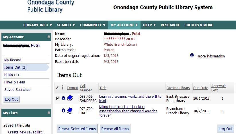 buku yang saya pinjam milik perpustakaan cabang lain