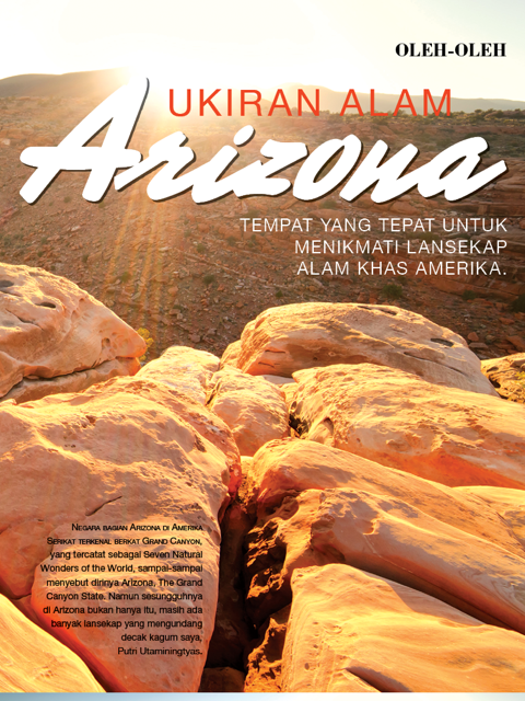 Ukiran Alam Arizona